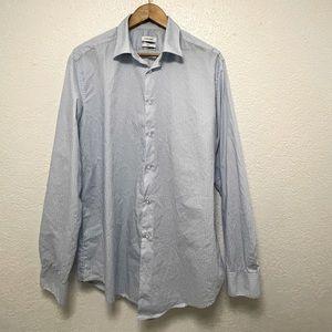 Men's Calvin Klein long sleeve button down Shirt
